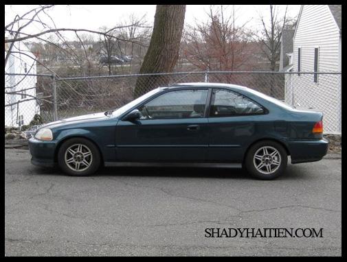 1997 Civic EX
