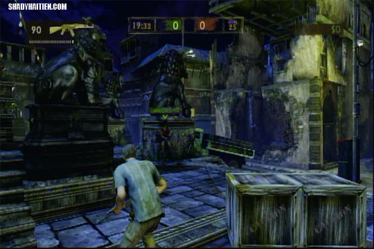 Uncharted 2 Among Thieves Mulitplayer Beta Gameplay